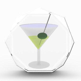 Martini con la aceituna