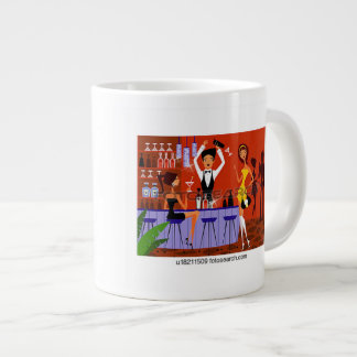 Martini Divas Coffee Mug
