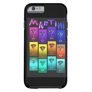 martini funda de iPhone 6 tough