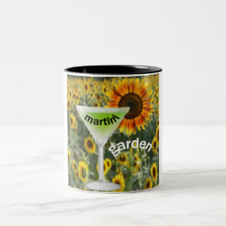 Martini Garden Mug