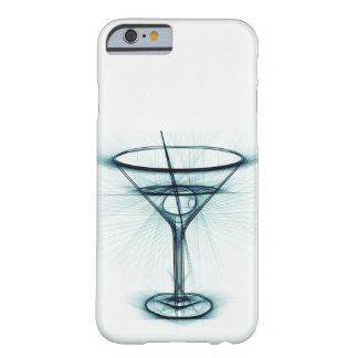 Martini Glass Sketch Barely There iPhone 6 Case