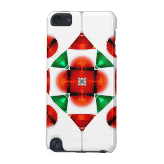 Martini glass snowflake iPod touch 5G covers