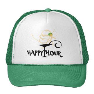 Martini Happy Hour Hat