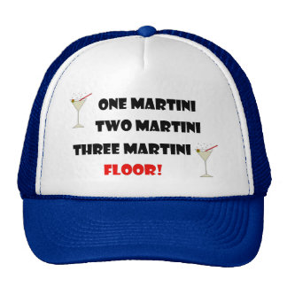 MARTINI HATS
