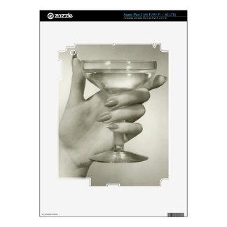 Martini iPad 3 Decal