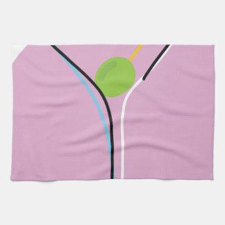 Martini Hand Towel