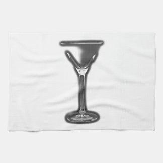 martini kitchen towel