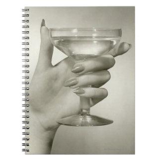 Martini Libro De Apuntes Con Espiral