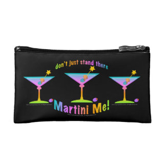 MARTINI ME! ACCESSORY - CLUTCH - COSMETIC BAG