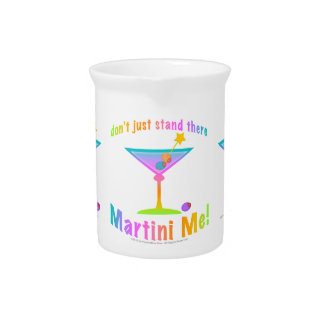 MARTINI ME! Cocktail PITCHER