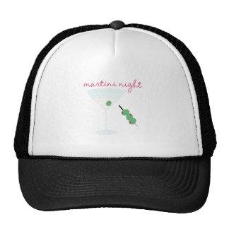 Martini Night Trucker Hat