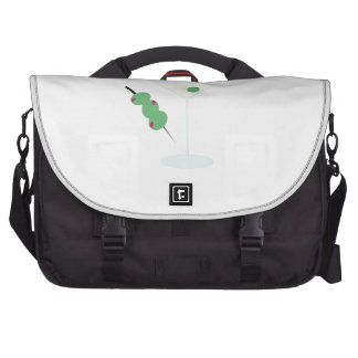 Martini Olives Laptop Bags