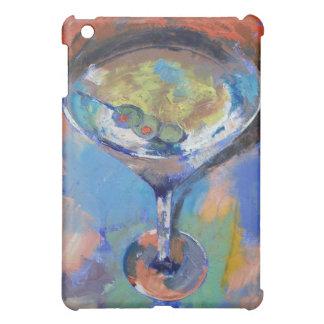 Martini Painting iPad Case