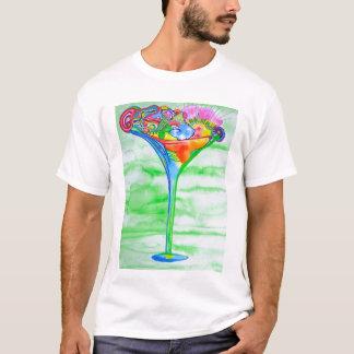 Martini Parfait Mens T-shirt