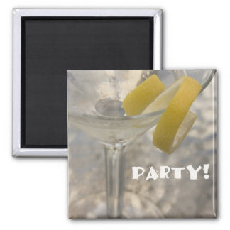 MARTINI PARTY! MAGNET
