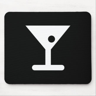 Martini Pictogram Mousepad