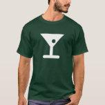 Martini Pictogram T-Shirt
