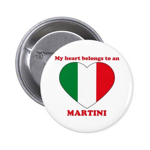 Martini Pins