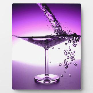 Martini Plaque