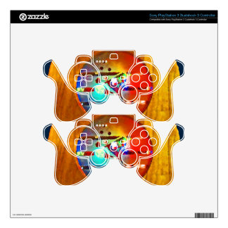 Martini Porthole Skins For PS3 Controllers