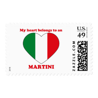 Martini Postage