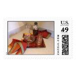 Martini Postage Stamp