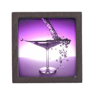 Martini Premium Keepsake Boxes