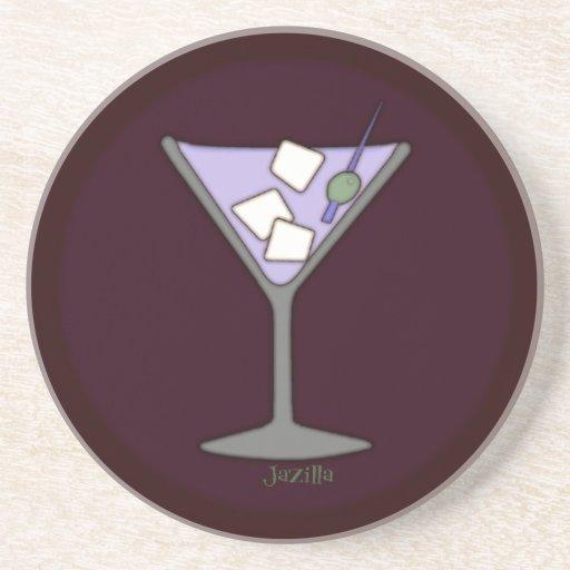 Martini, Quick! Coasters