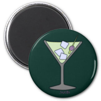 Martini Quick Lime Magnet