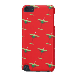 Martini red iPod touch 5G case