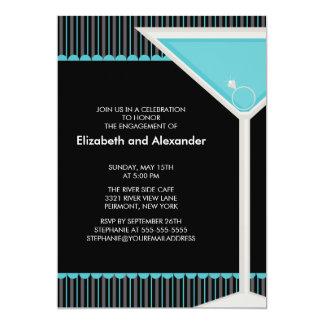 Engagement Cocktail Party Invitations Announcements Zazzle