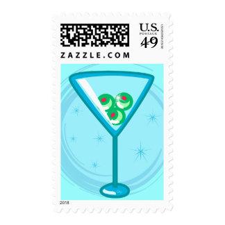 Martini Sellos Postales