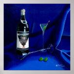 Martini sucio impresiones