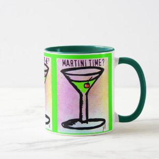 MARTINI TIME APPLETINI PASTEL PRINT by jill Mug