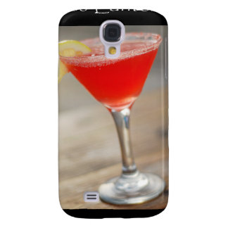 Martini Time Samsung Galaxy S4 Covers