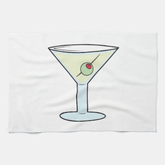 Martini Towel