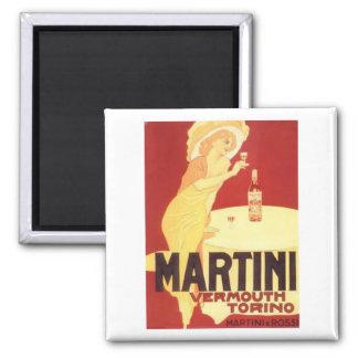Martini Vermouth Torino Magnet