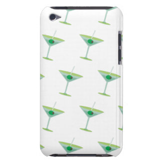 Martini white barely there iPod cover