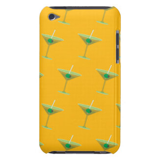 Martini yellow barely there iPod cover