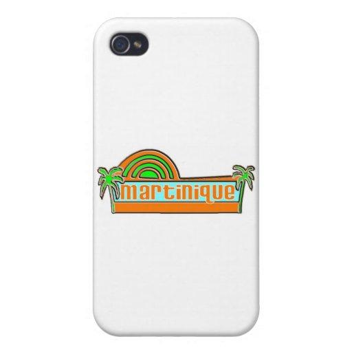 Martinica iPhone 4/4S Carcasa