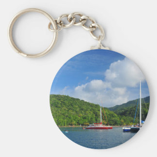 Martinica Llavero Redondo Tipo Pin