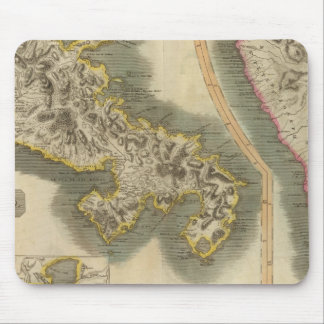 Martinico, Dominica Mouse Pad