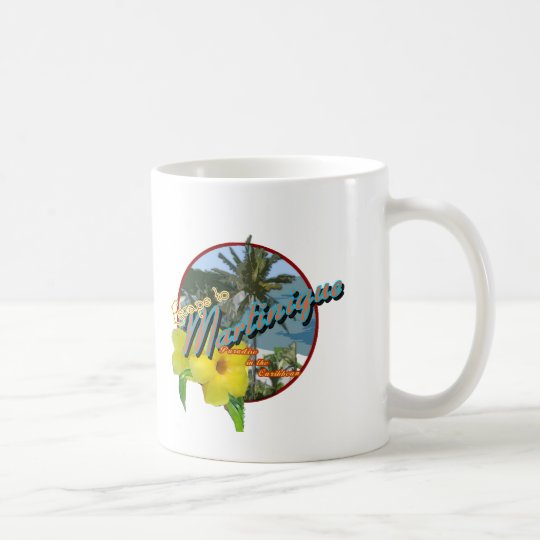 martinique2 coffee mug