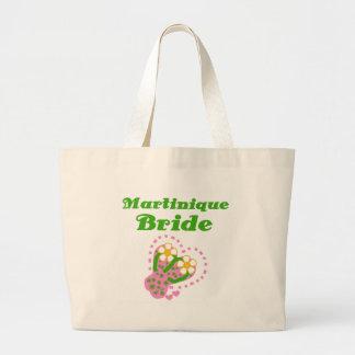 Martinique Bride Large Tote Bag