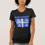 Martinique Coat Of Arms Designs Tshirts