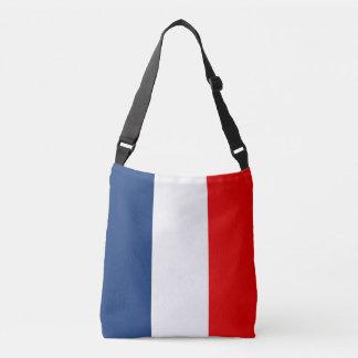 Martinique Flag Crossbody Bag