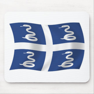 Martinique Flag Mousepad