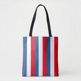 Martinique Flag Tote Bag