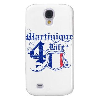 Martinique For life Galaxy S4 Case