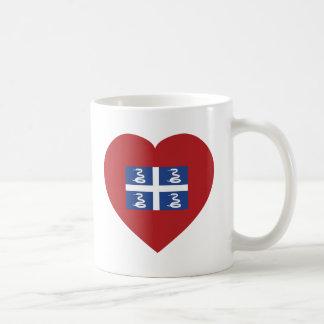Martinique / Martinica Coffee Mug